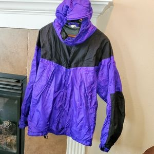 Vintage Marmot Full Zip Gore-Tex Hooded Jacket